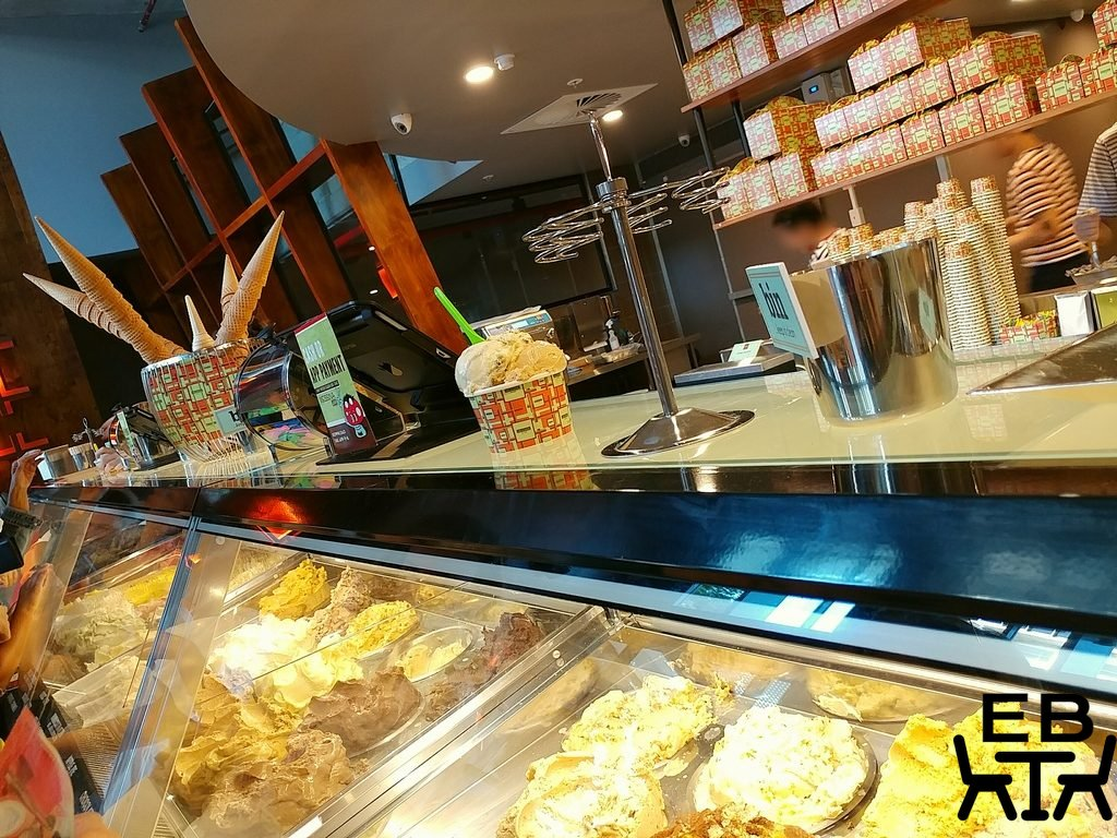 gelato messina brisbane counter