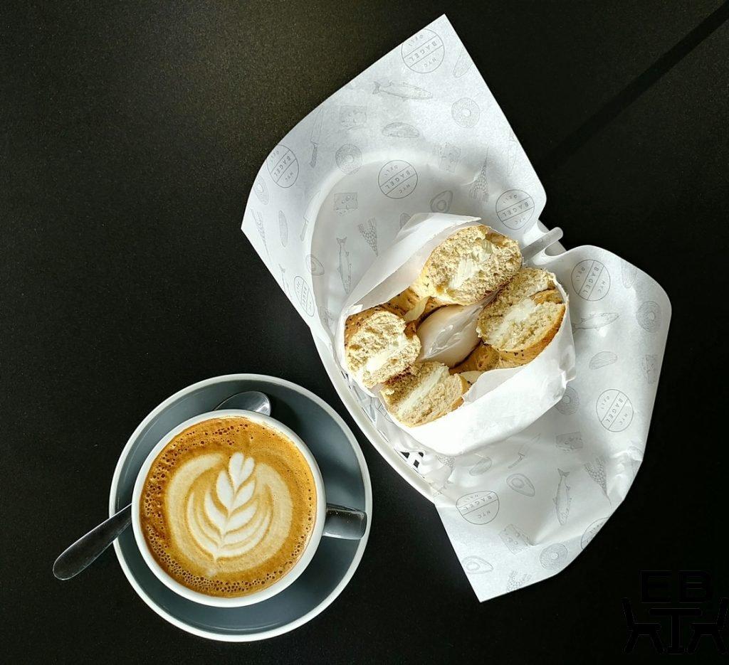 nyc bagel deli flat white