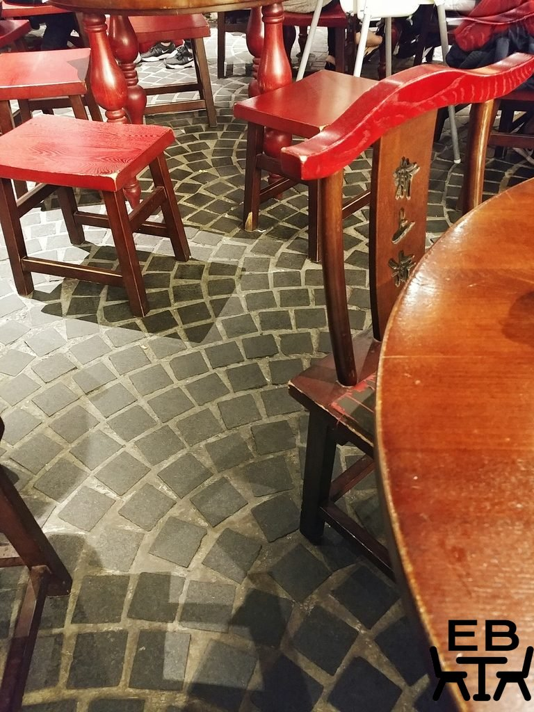 new shanghai floor