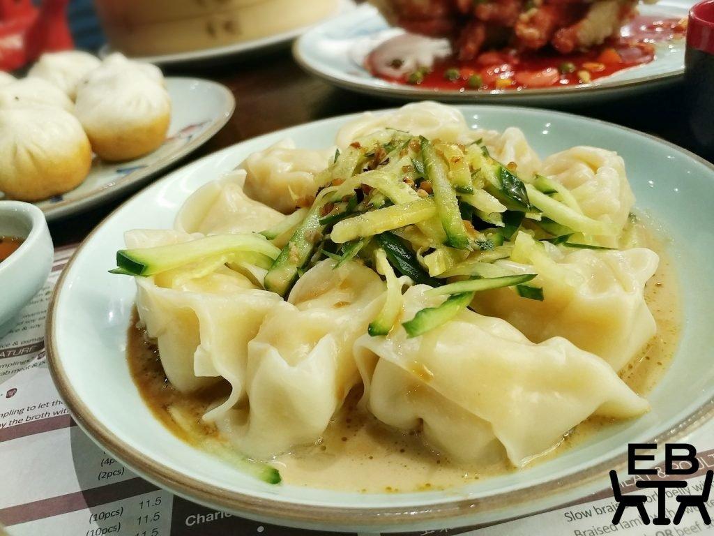 new shanghai wonton