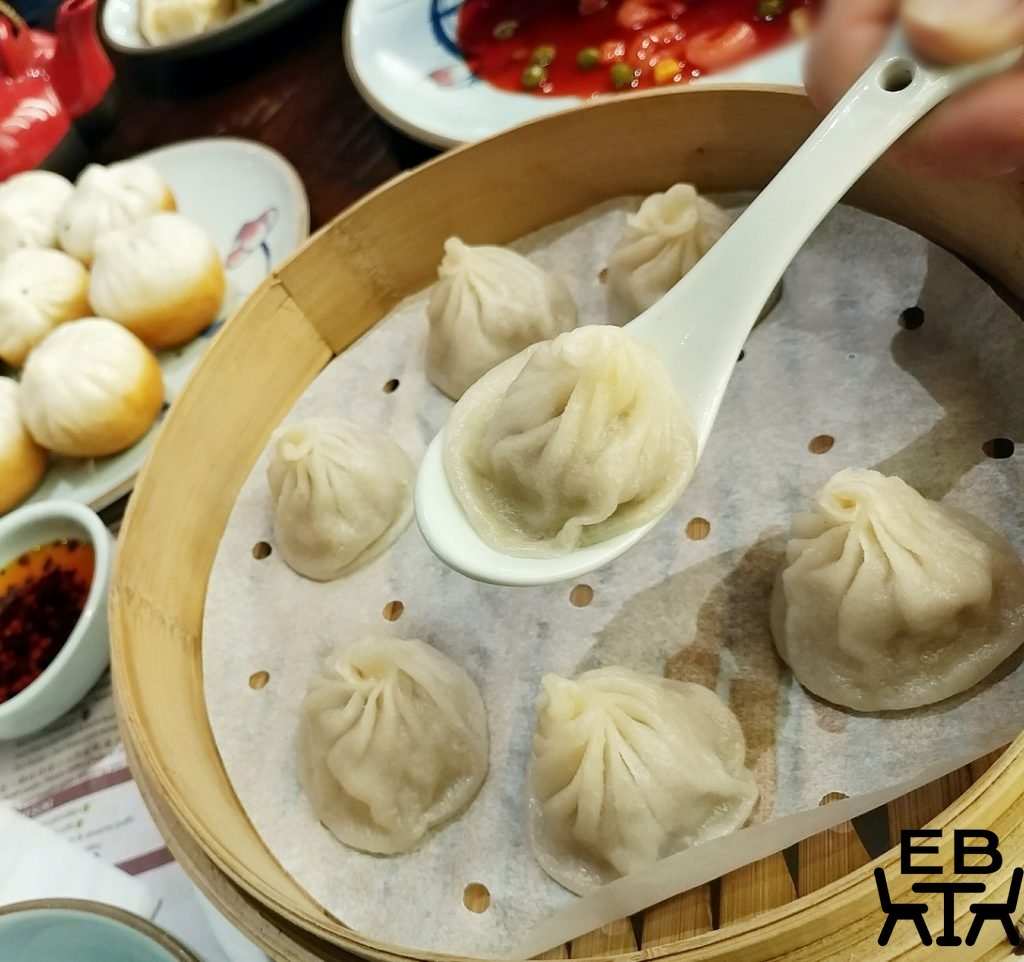 new shanghai xiao long bao