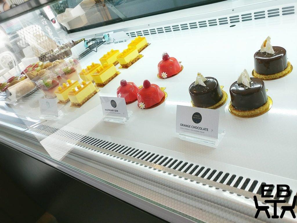 pho queue cakes