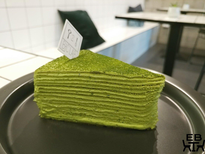 B+C lab crepe cake