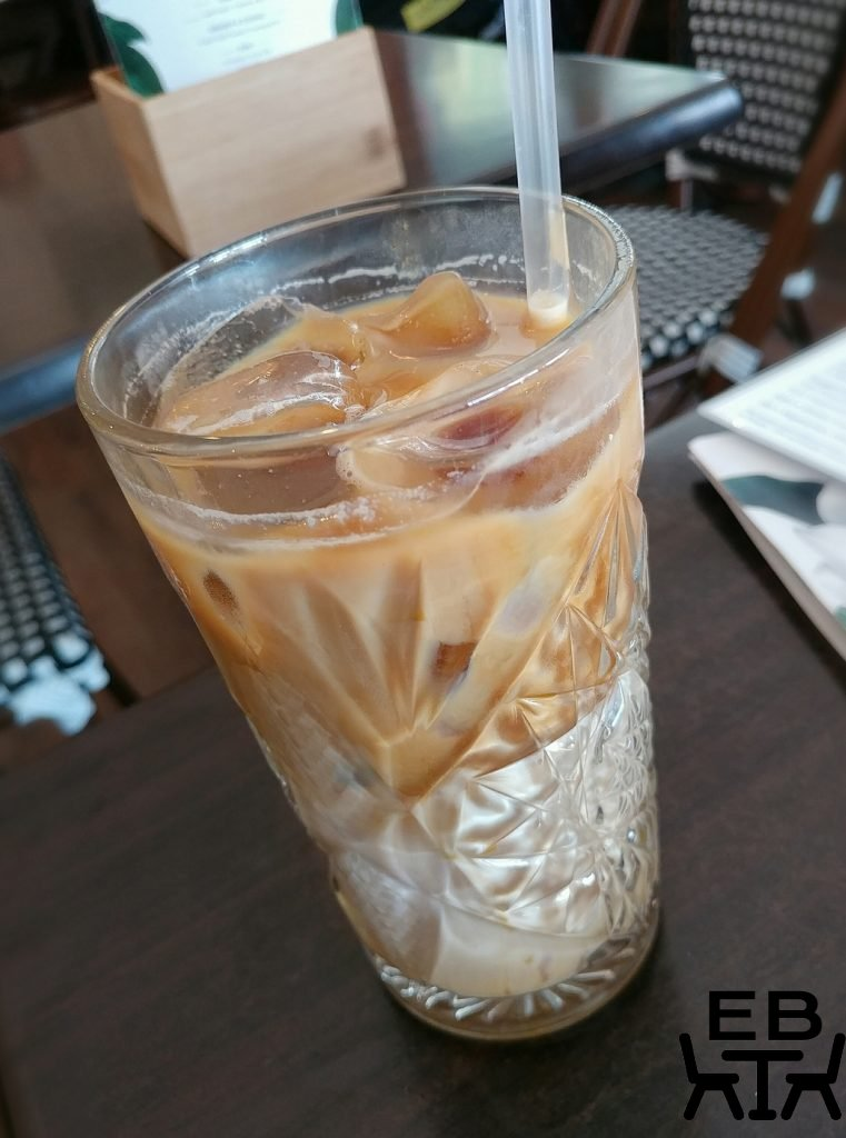 lady marmalade iced latte