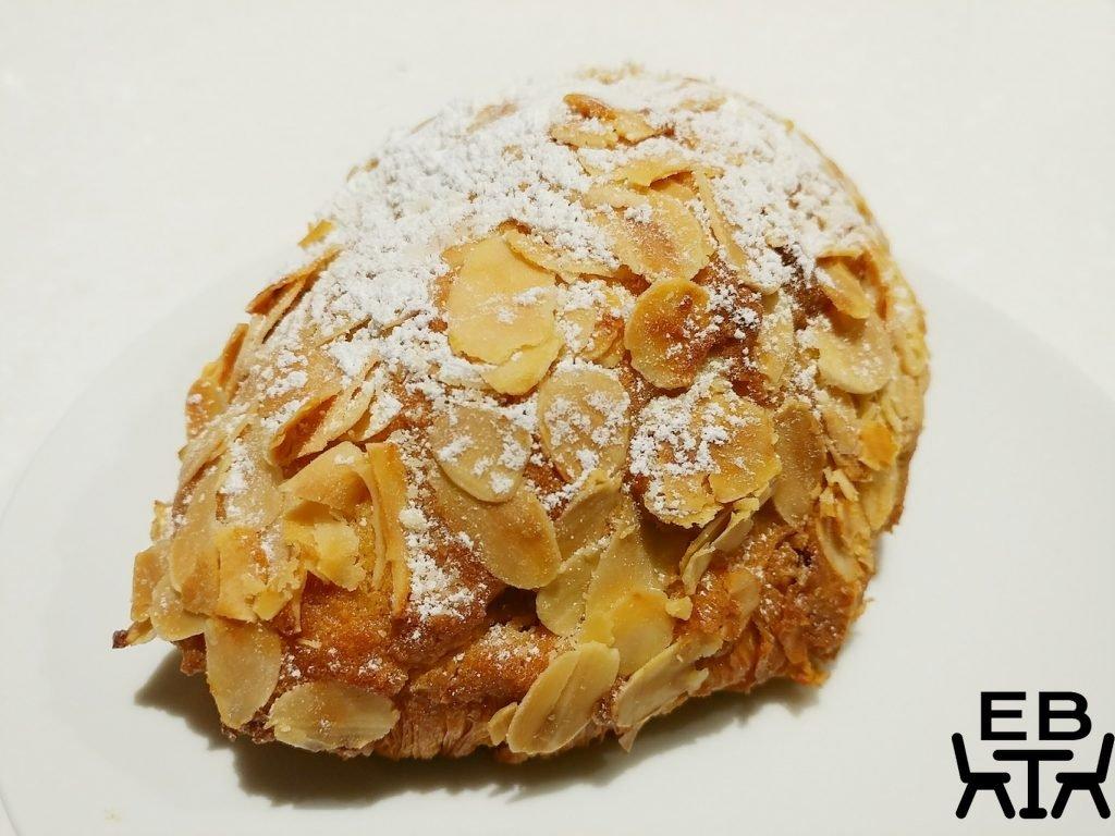 bam bam bakehouse almond croissant