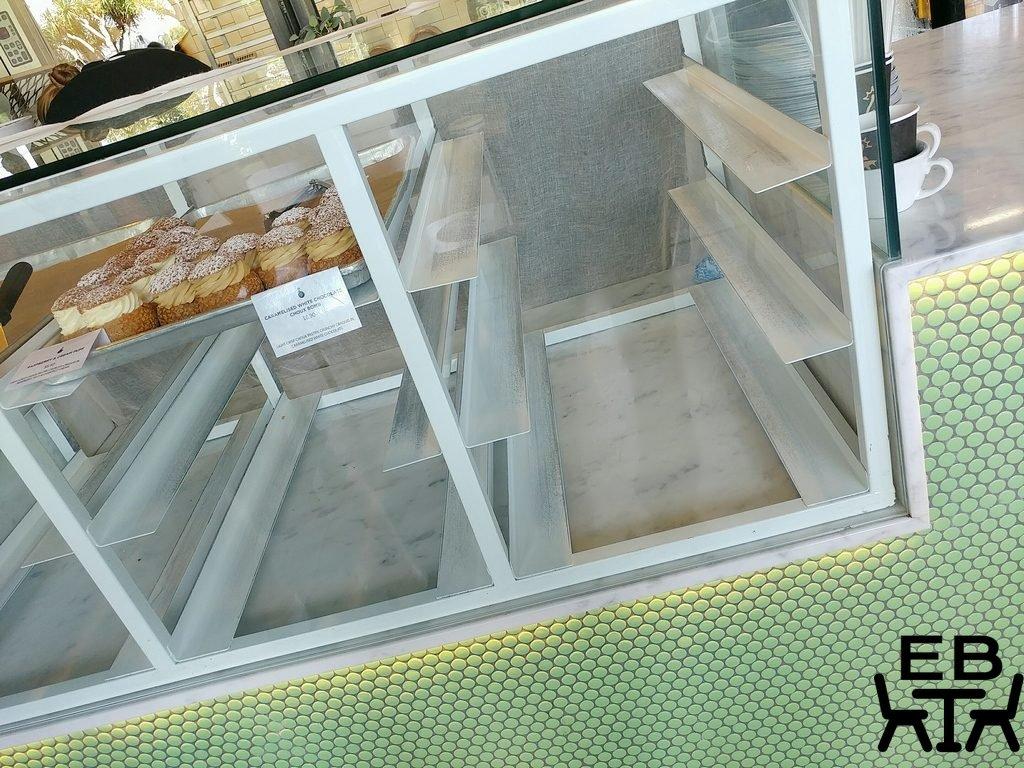 bam bam bakehouse shelves