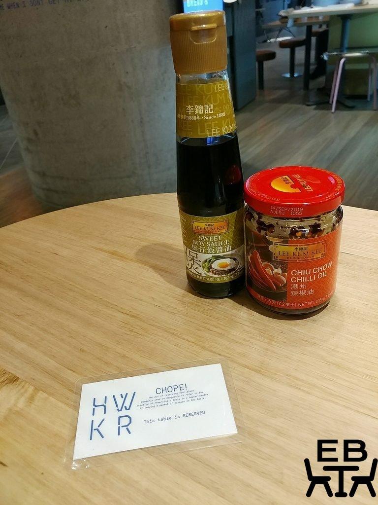 hwkr table