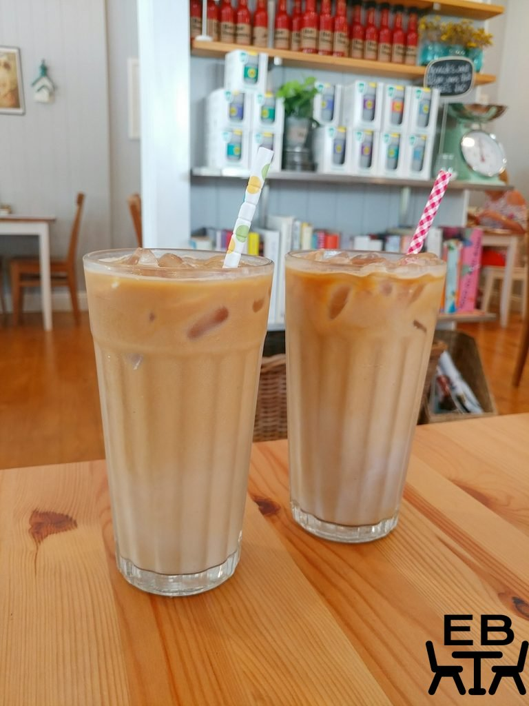 jam pantry iced lattes