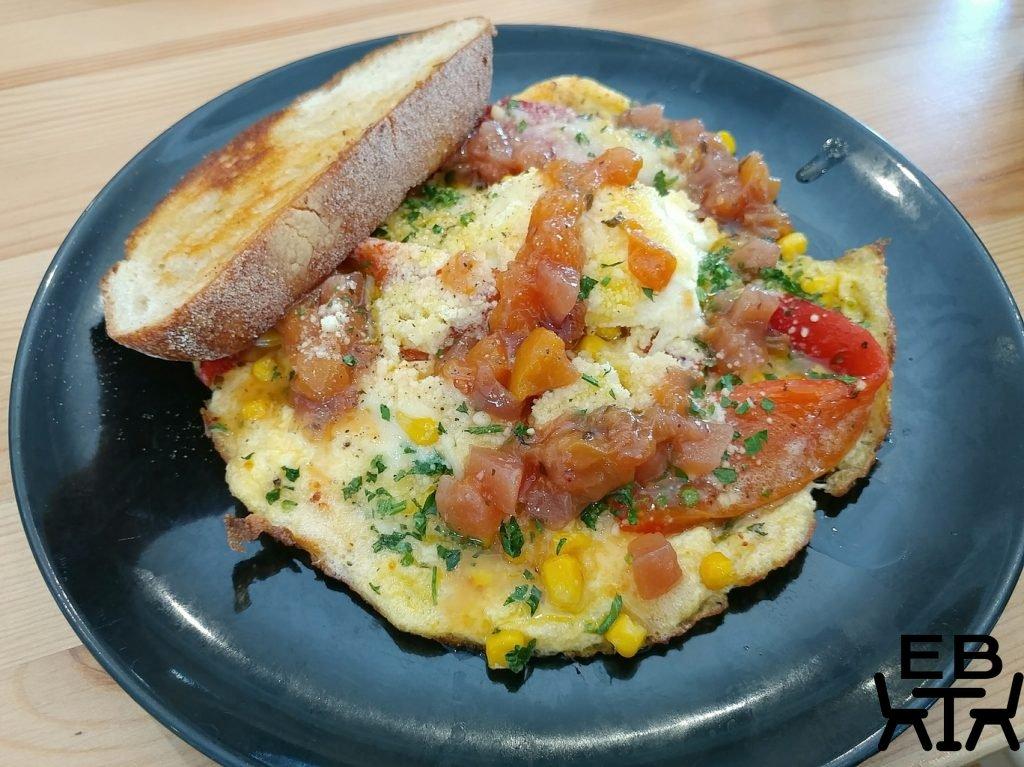 jam pantry omelette