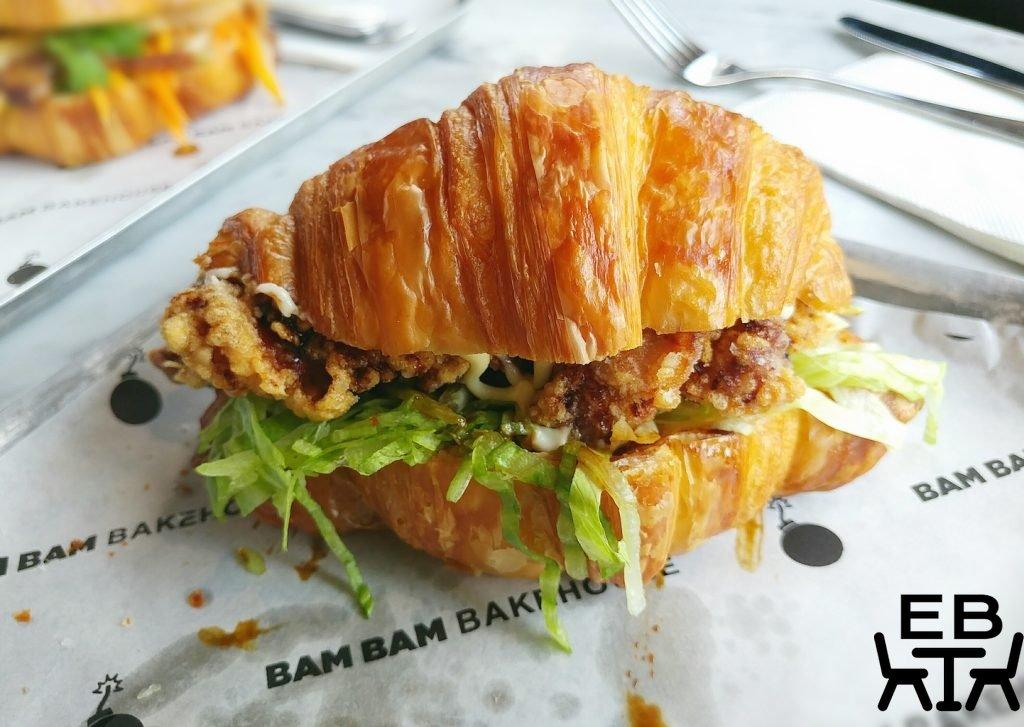 bam bam bakehouse karaage chicken
