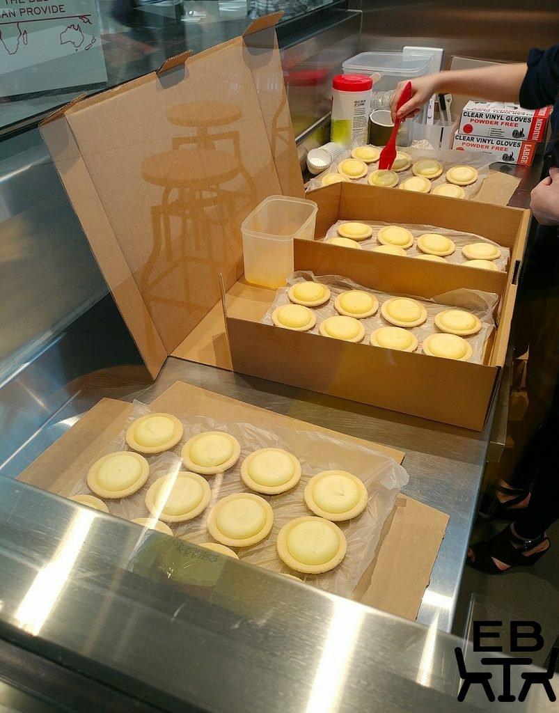 hokkaido baked cheese tart kitchen