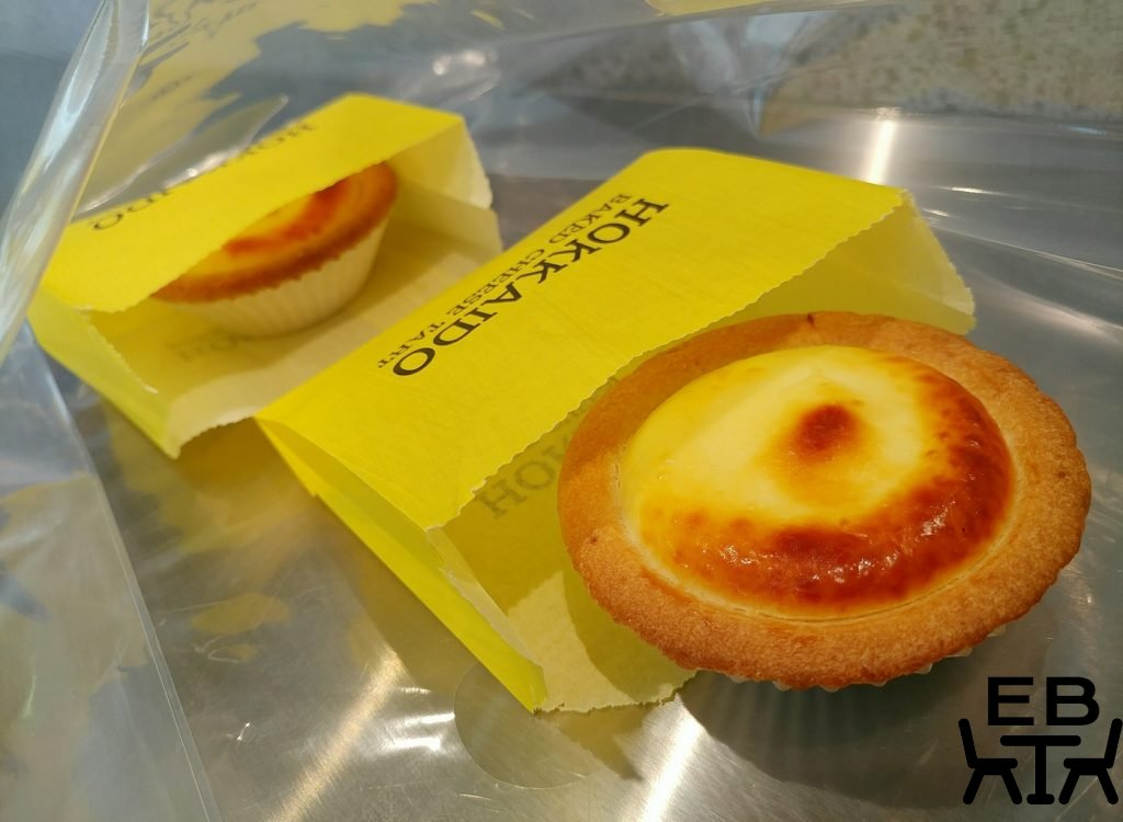 hokkaido baked cheese tart tarts