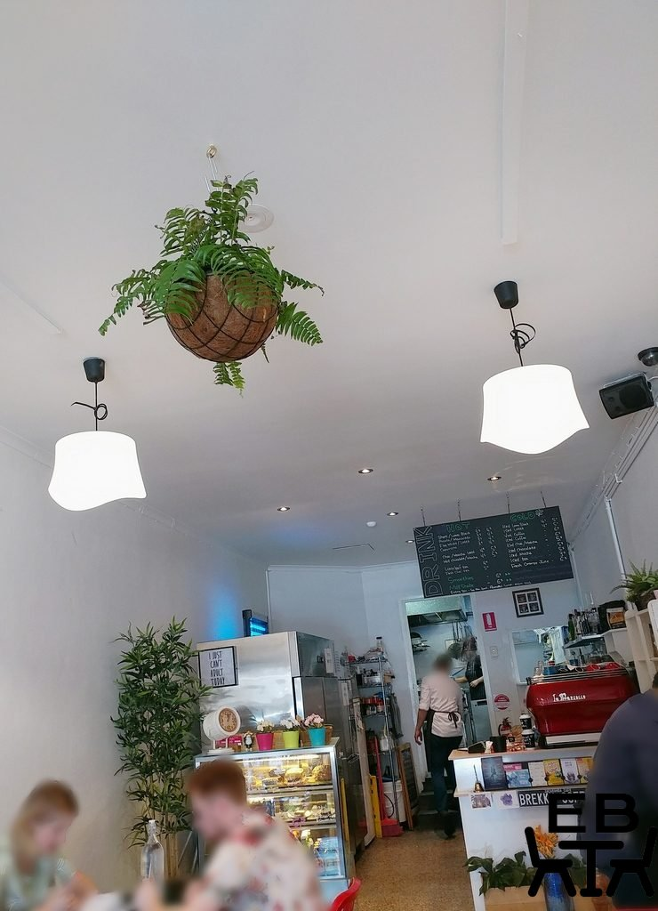 jacaranda coffee lane inside