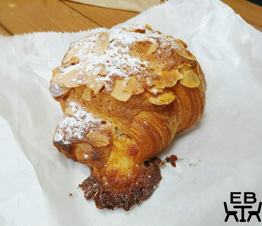christian jacques artisan boulanger almond croissant