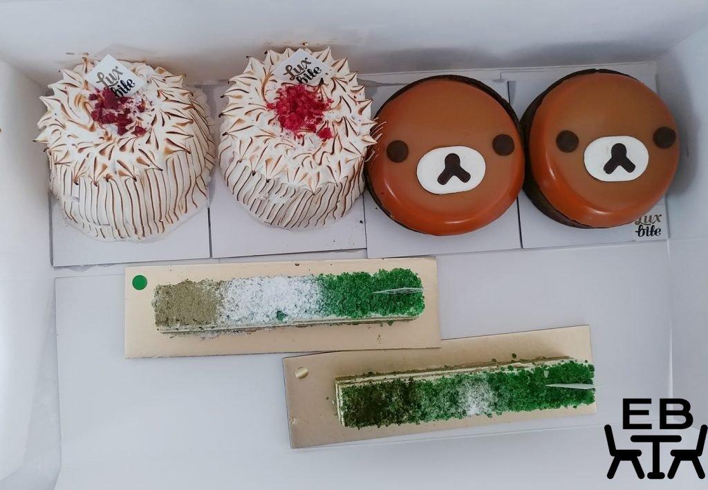 t by luxbite cakes