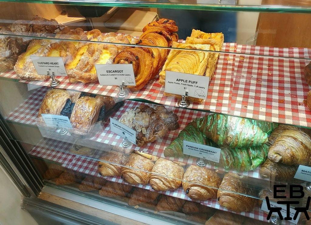 agathe patisserie petite pastries