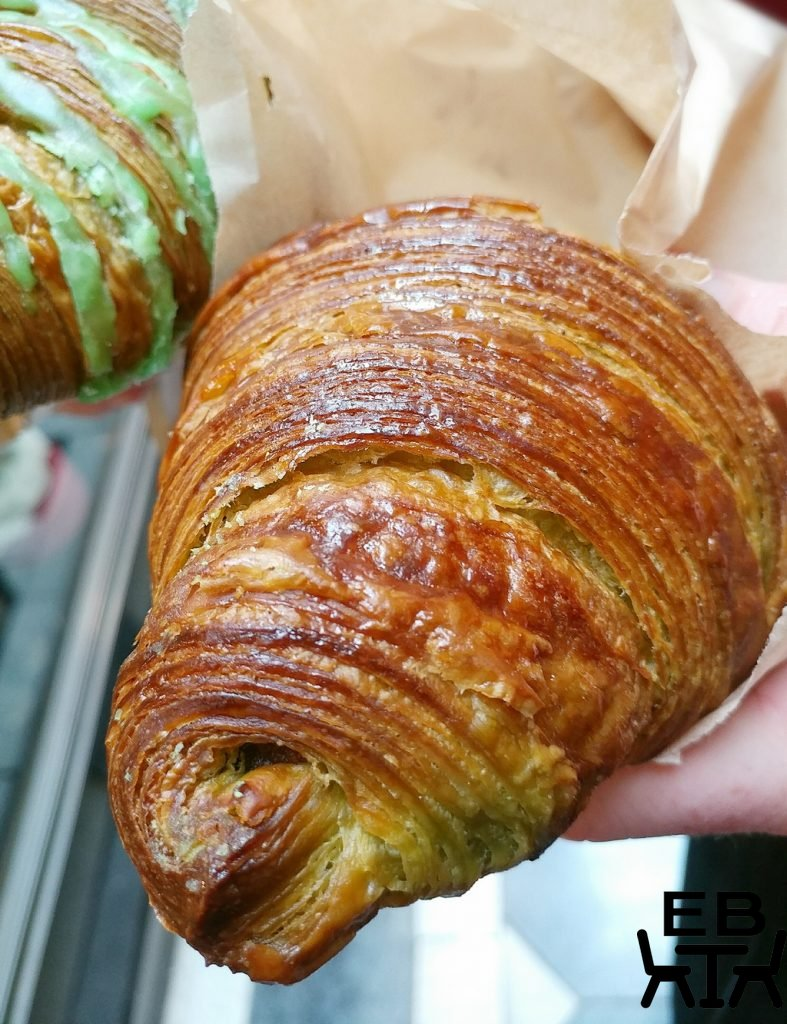 agathe patisserie petite matcha croissant