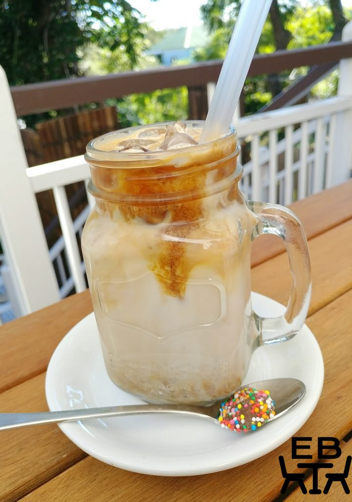 westport and lee iced latte