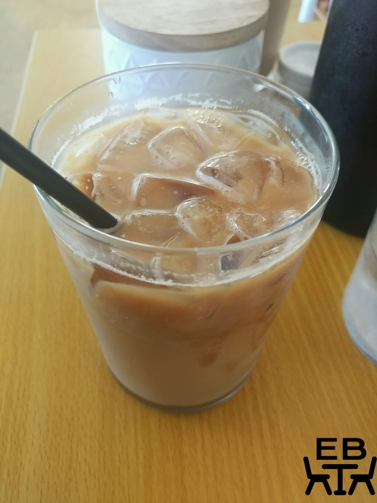 brunswick project iced latte
