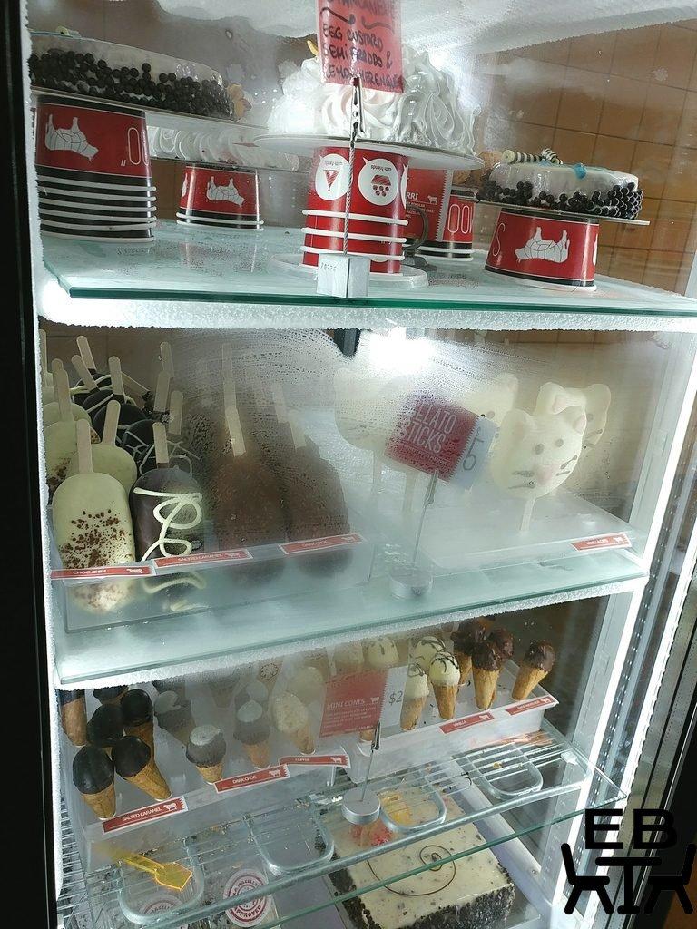 la macelleria fridge