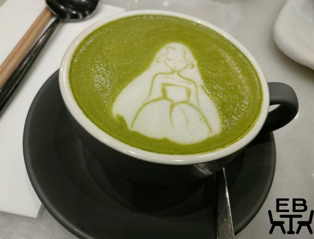 calia matcha latte