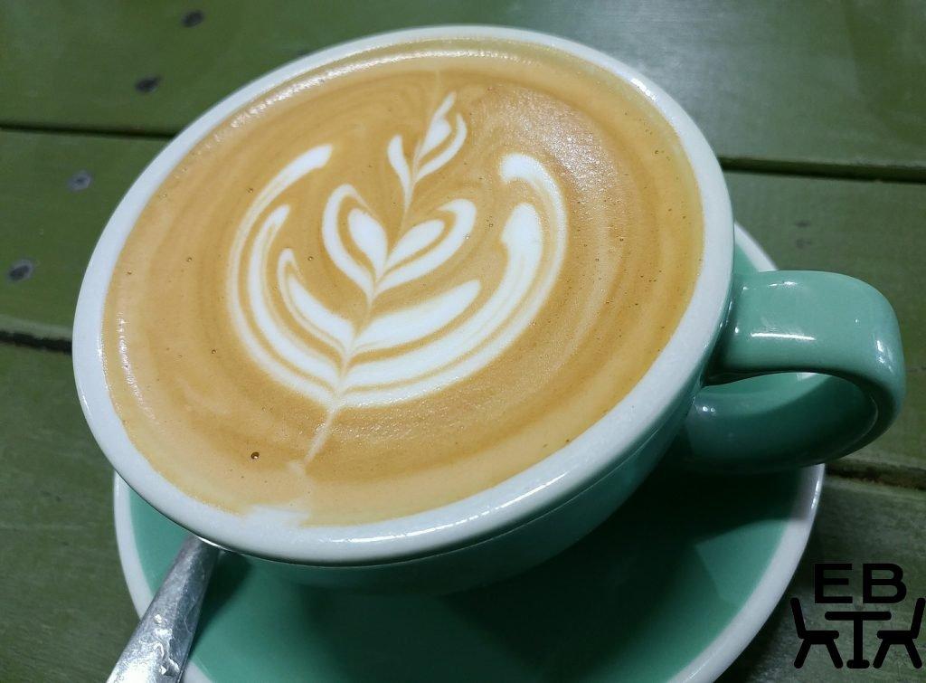 little boat espresso flat white