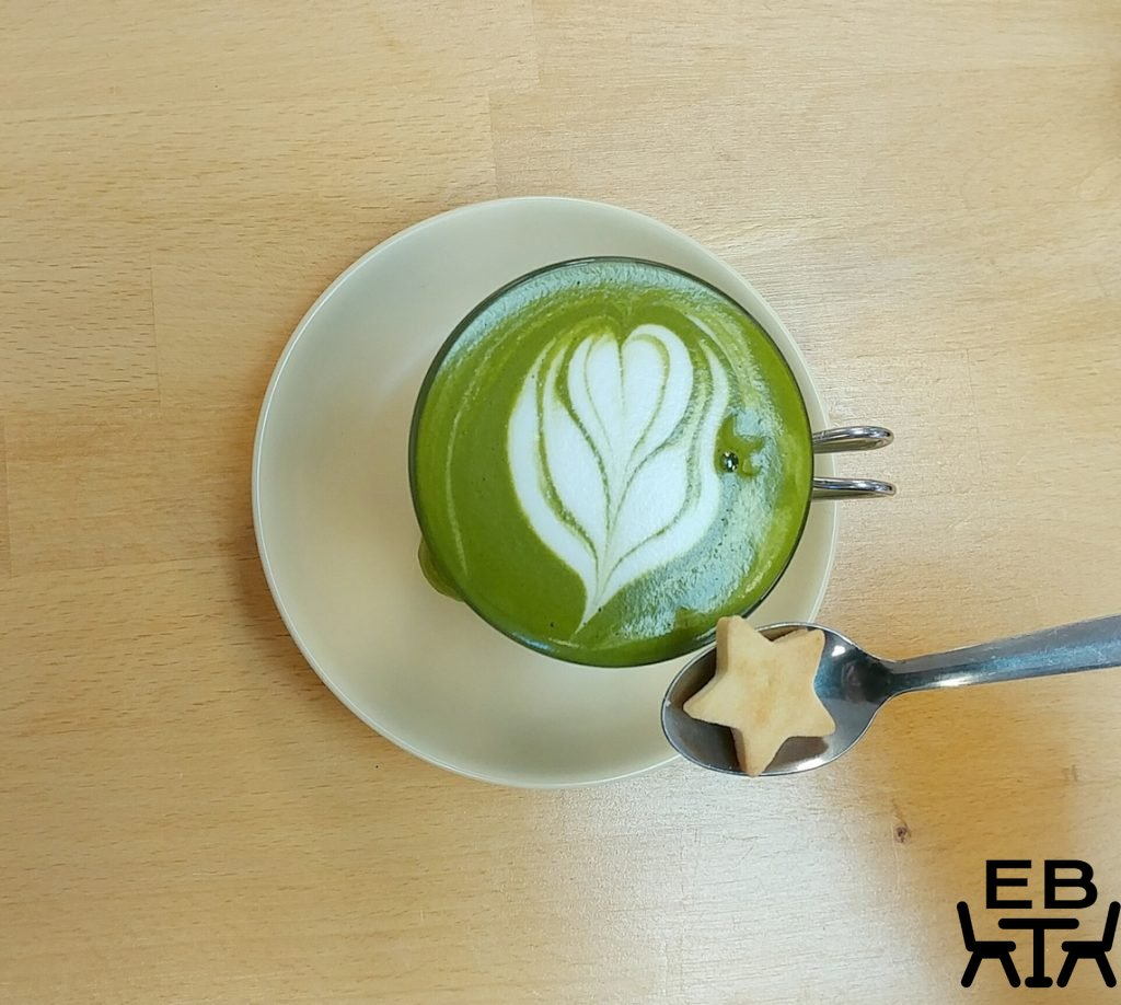 chanoyu matcha latte