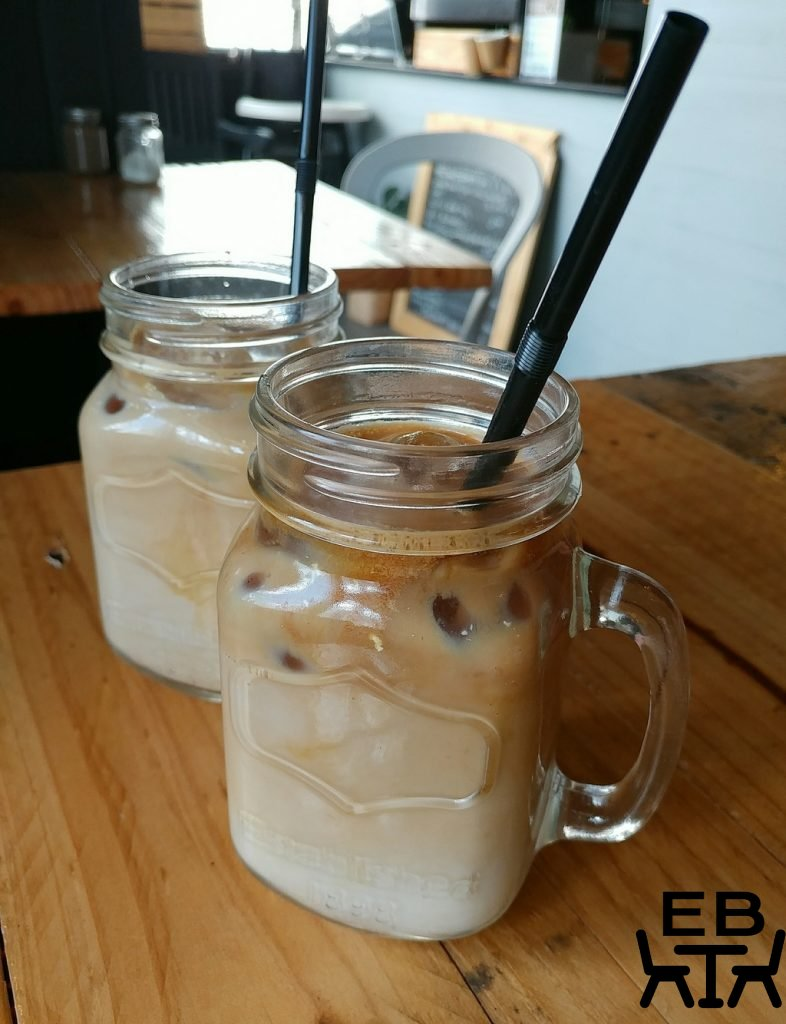 duo west end iced lattes