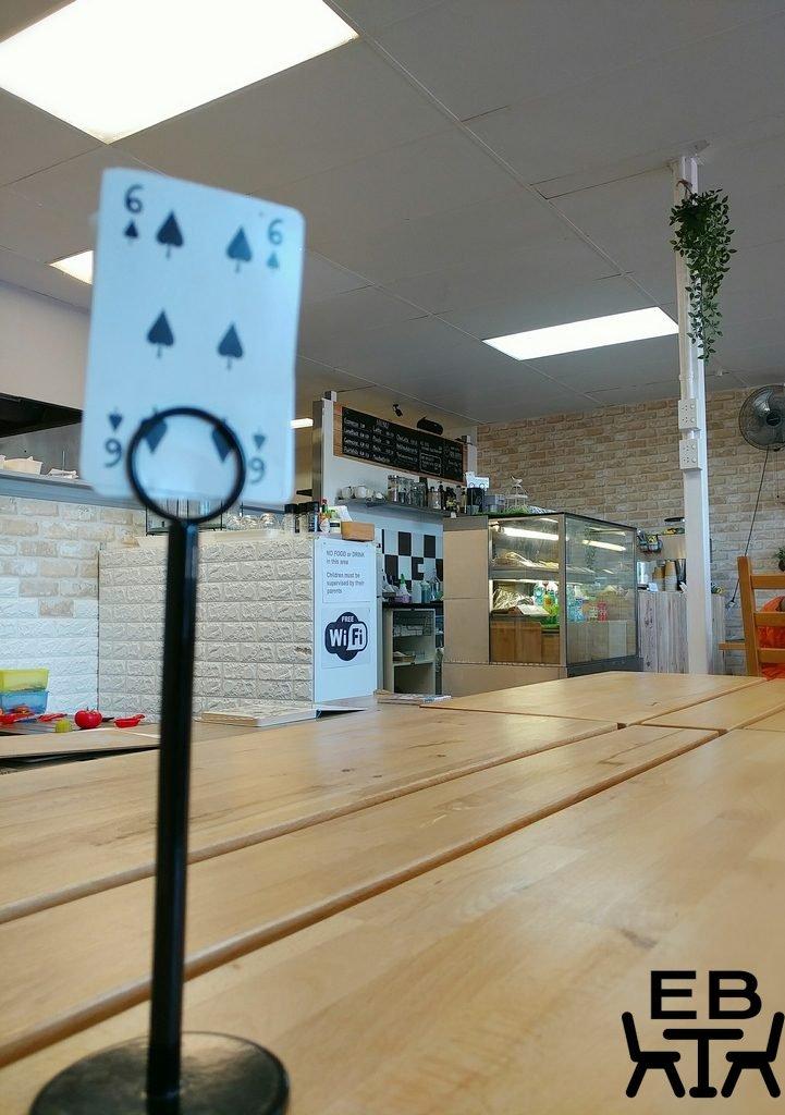 chanoyu table.
