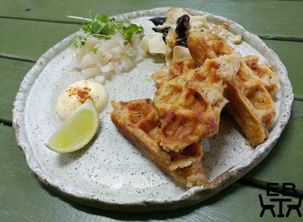 little boat espresso waffles