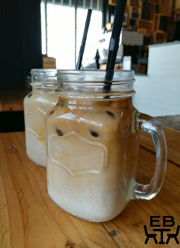 duo west end iced latte