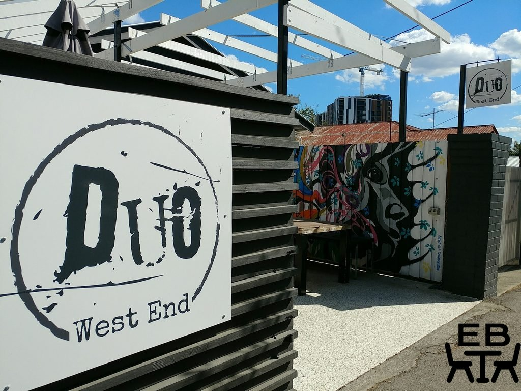 duo west end outside