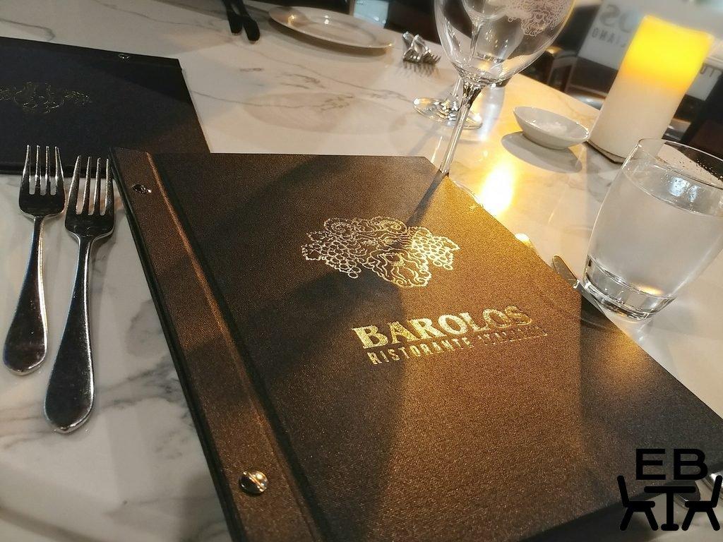 barolos menu