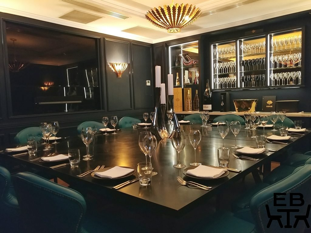 barolos private dining