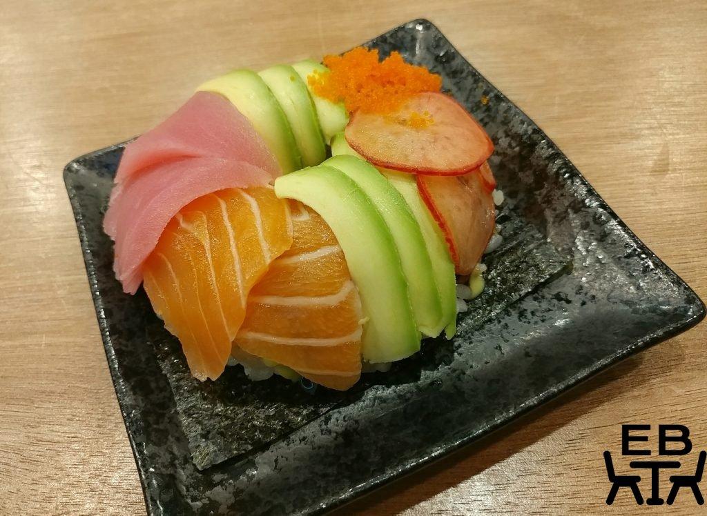 zutto bento sushi doughnut