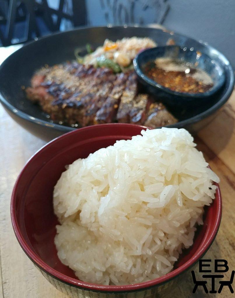 gala thai steak rice