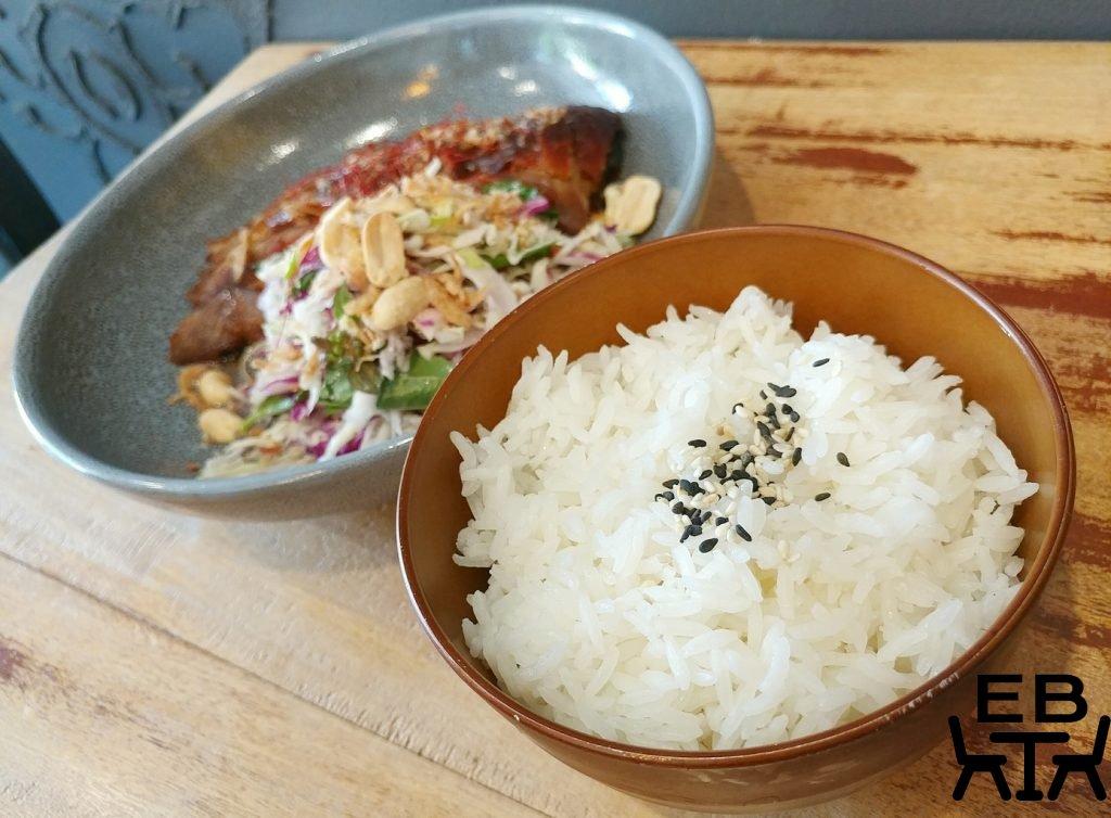 gala thai duck rice