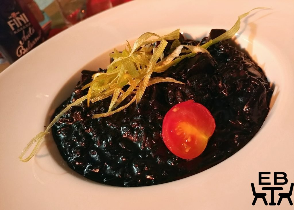 croatia black risotto