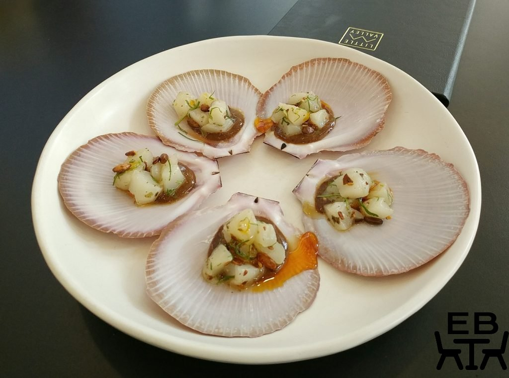 little valley scallops