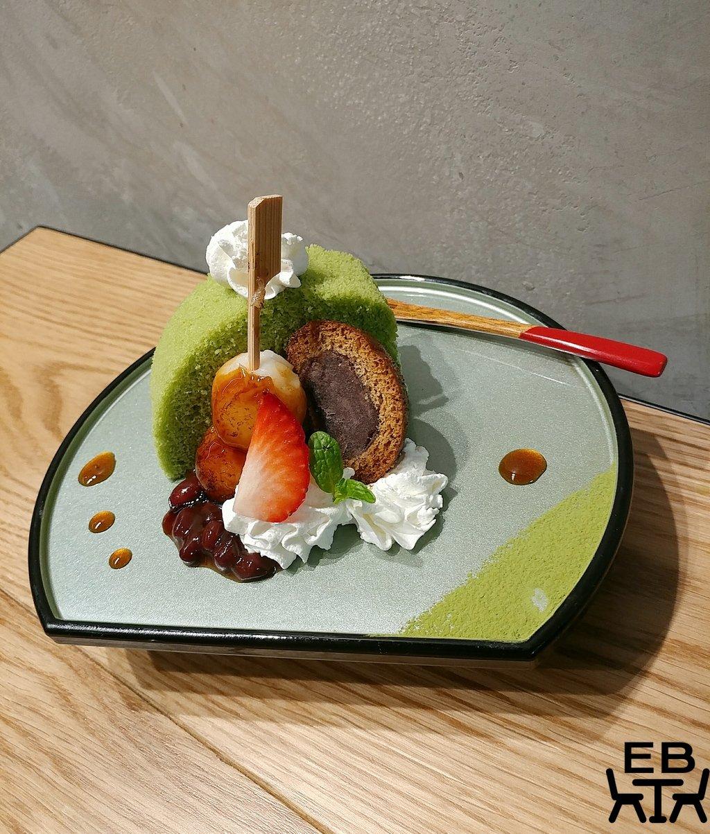 koto sanpo cake