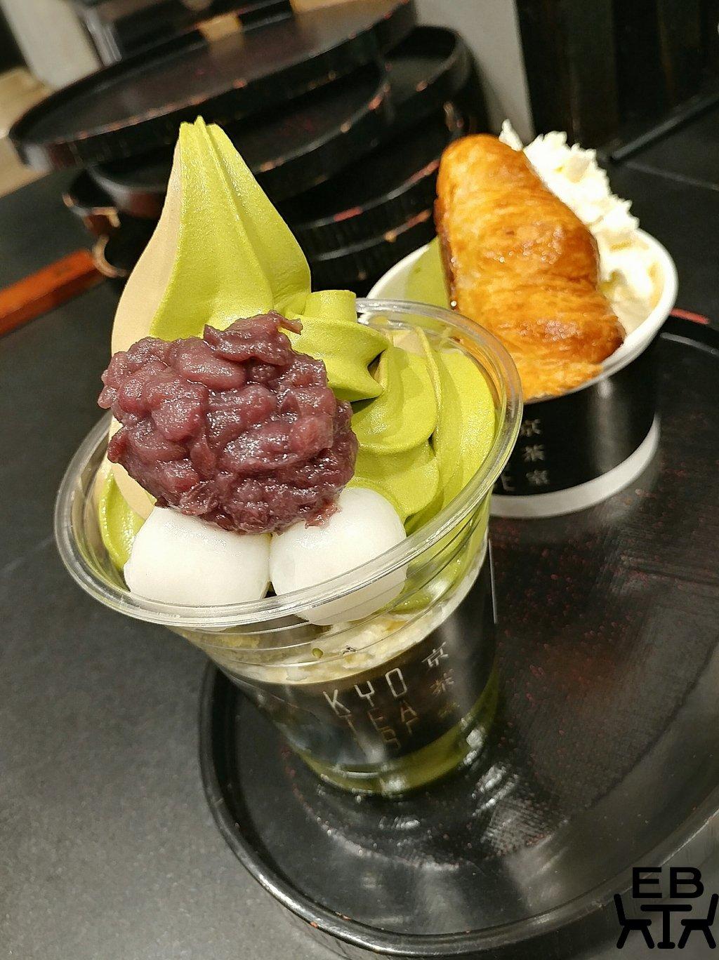 kyo tea house desserts