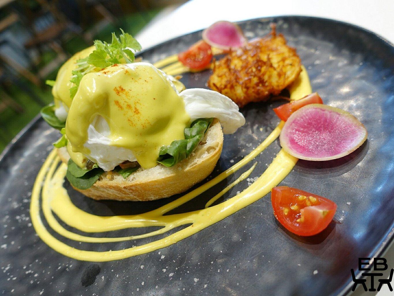 wow breakfast green benny