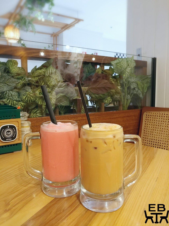 papparich drinks