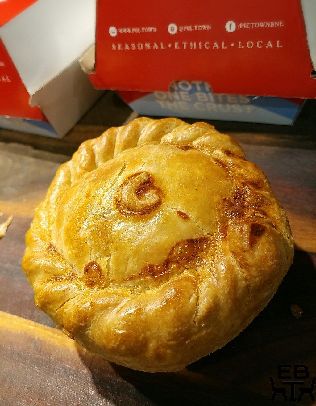 pie town chicken pot pie