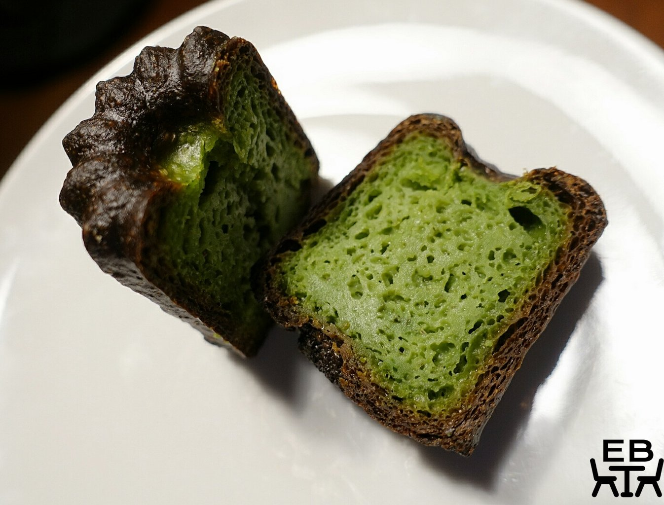 mountain river patisserie matcha canele
