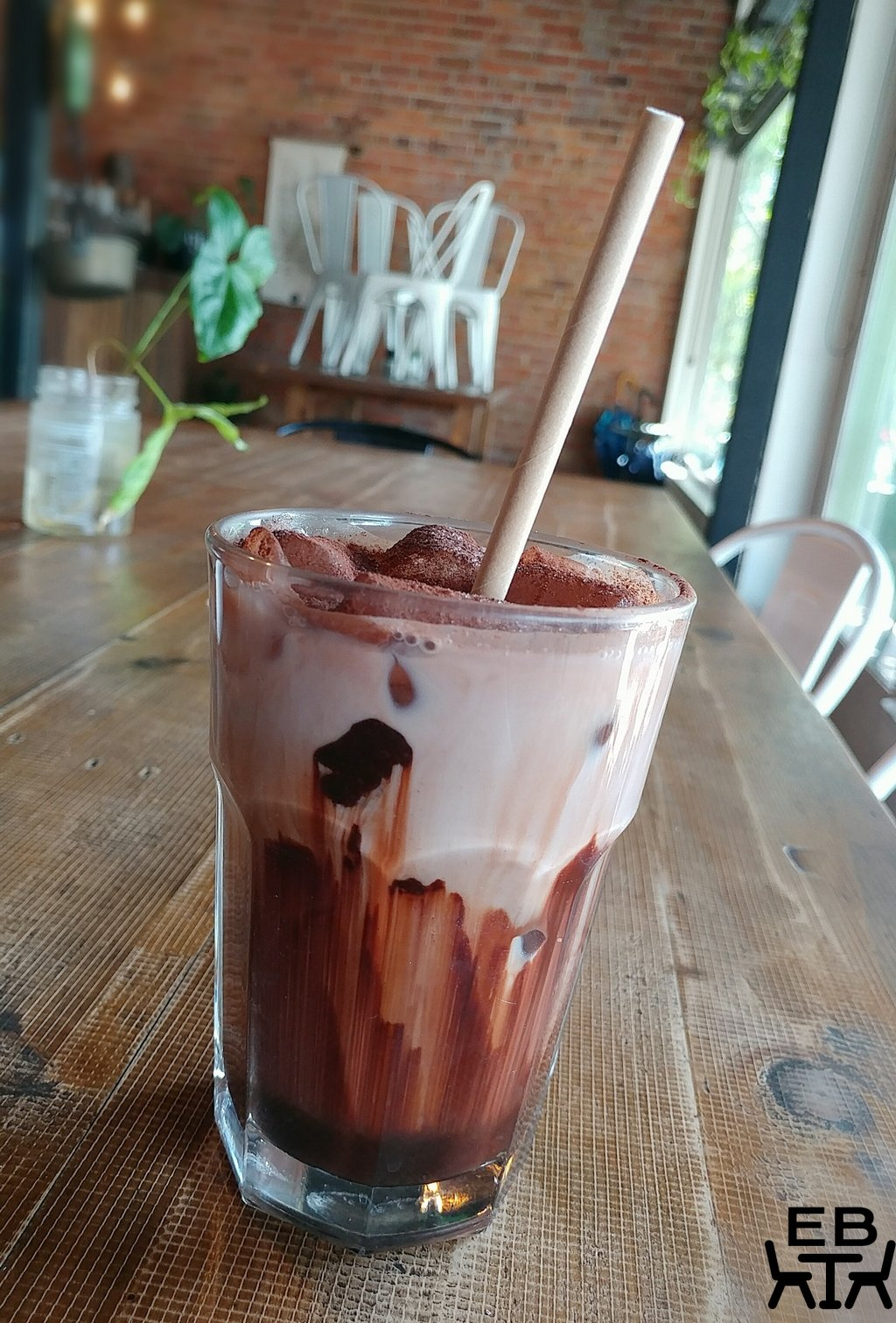 my mistress iced chocolate