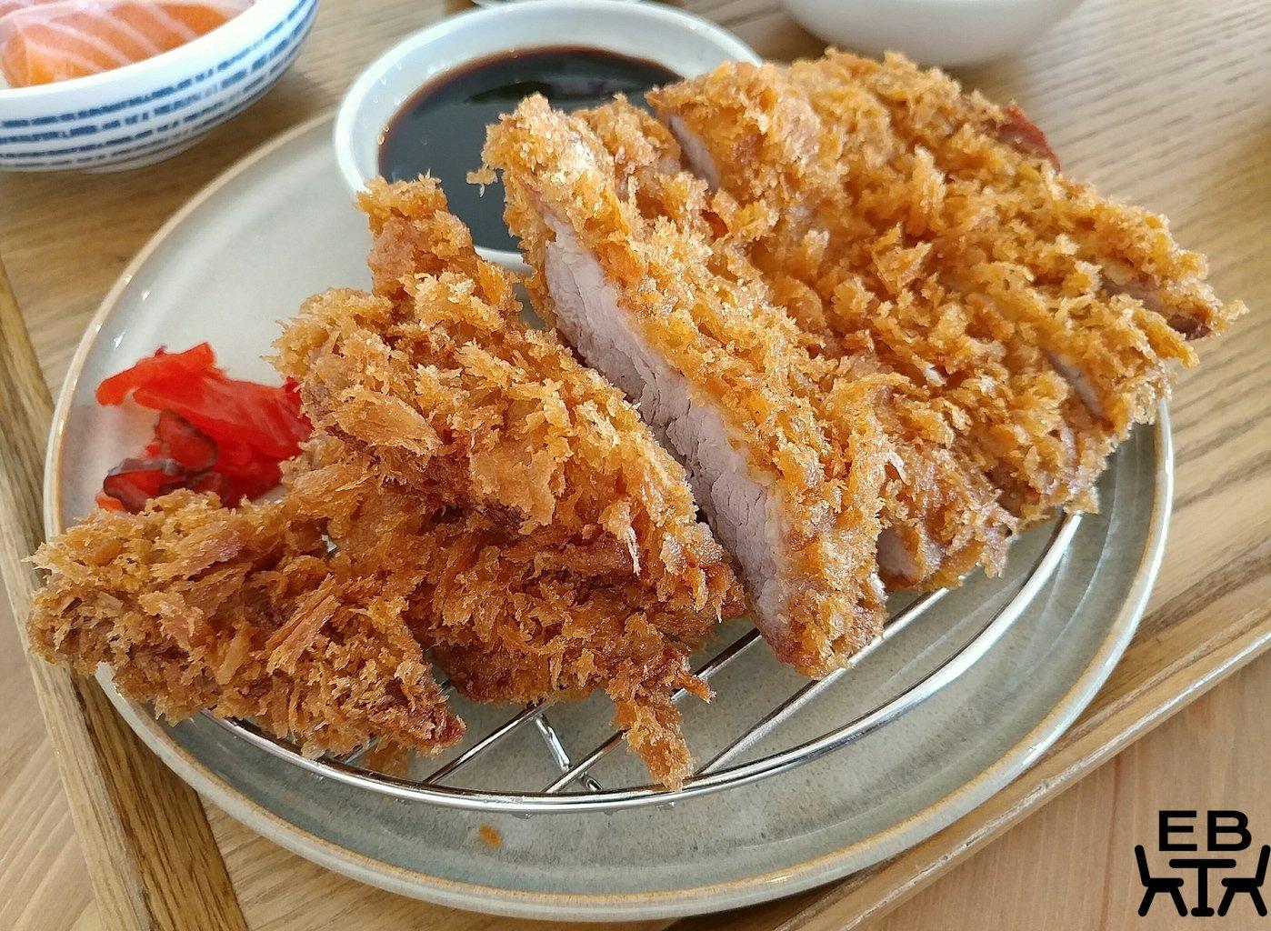 tokyo chubo pork katsu