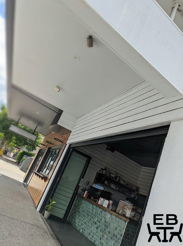 given bar and kitchen paddington outside