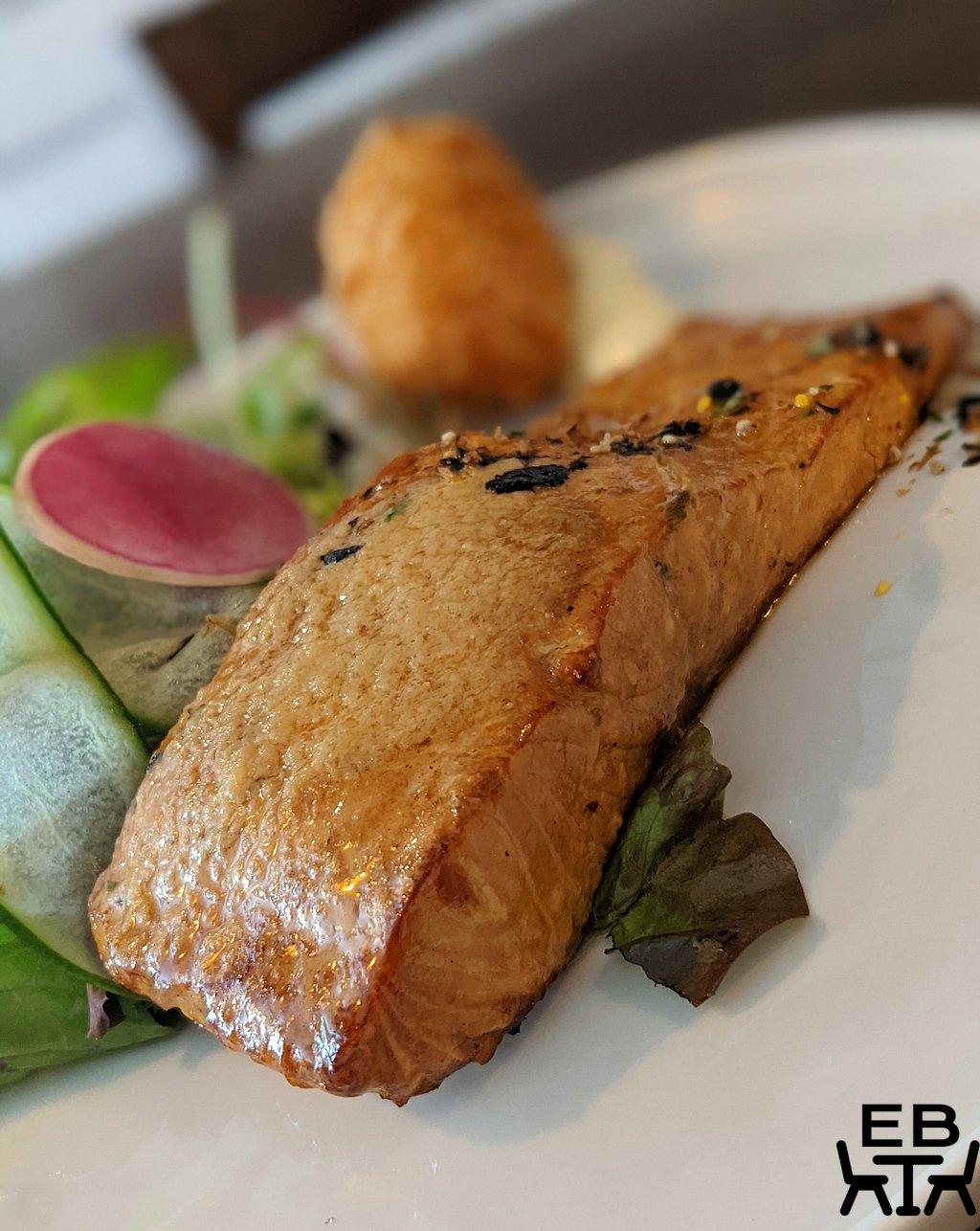 given kitchen and bar paddington salmon