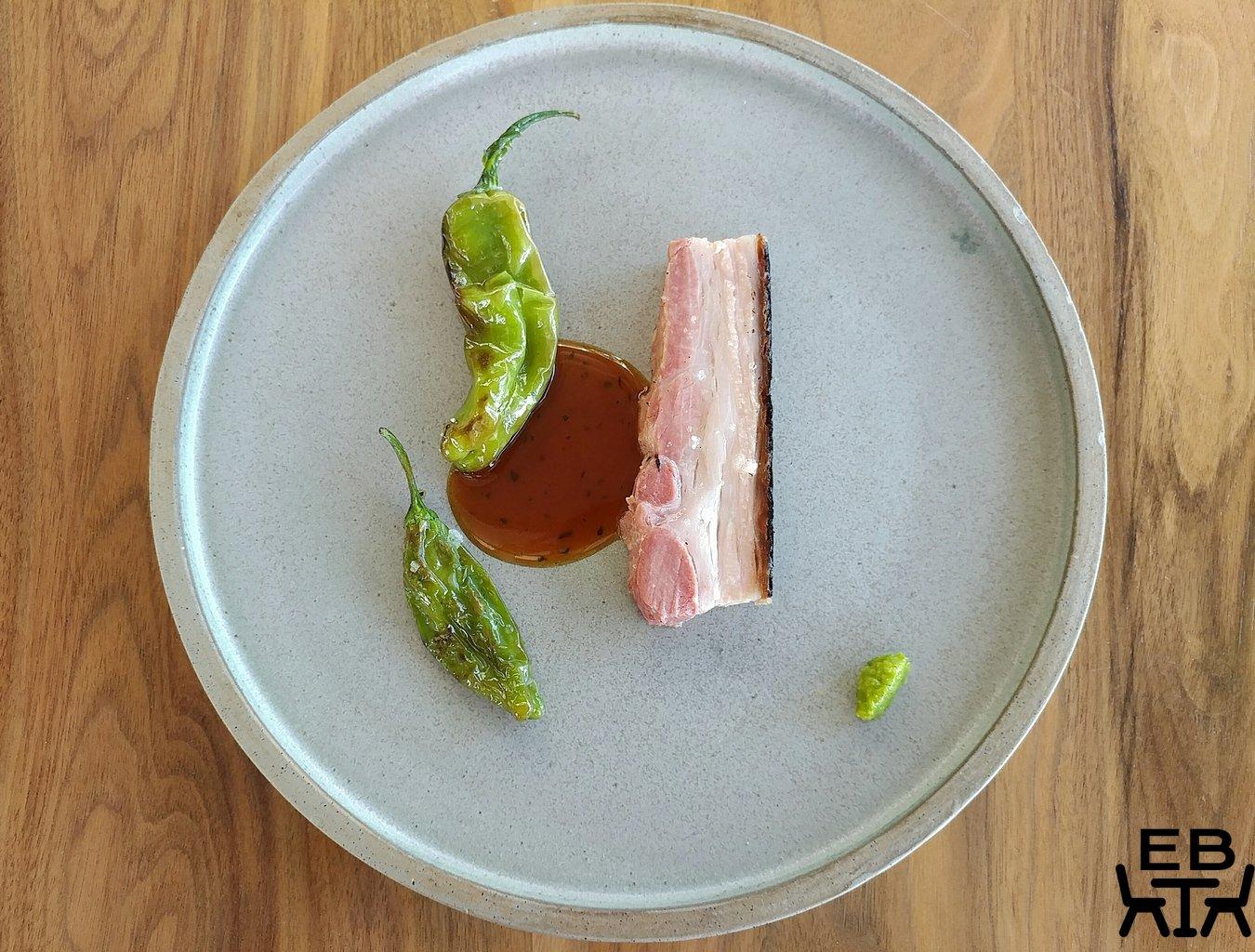 lumi dining pork